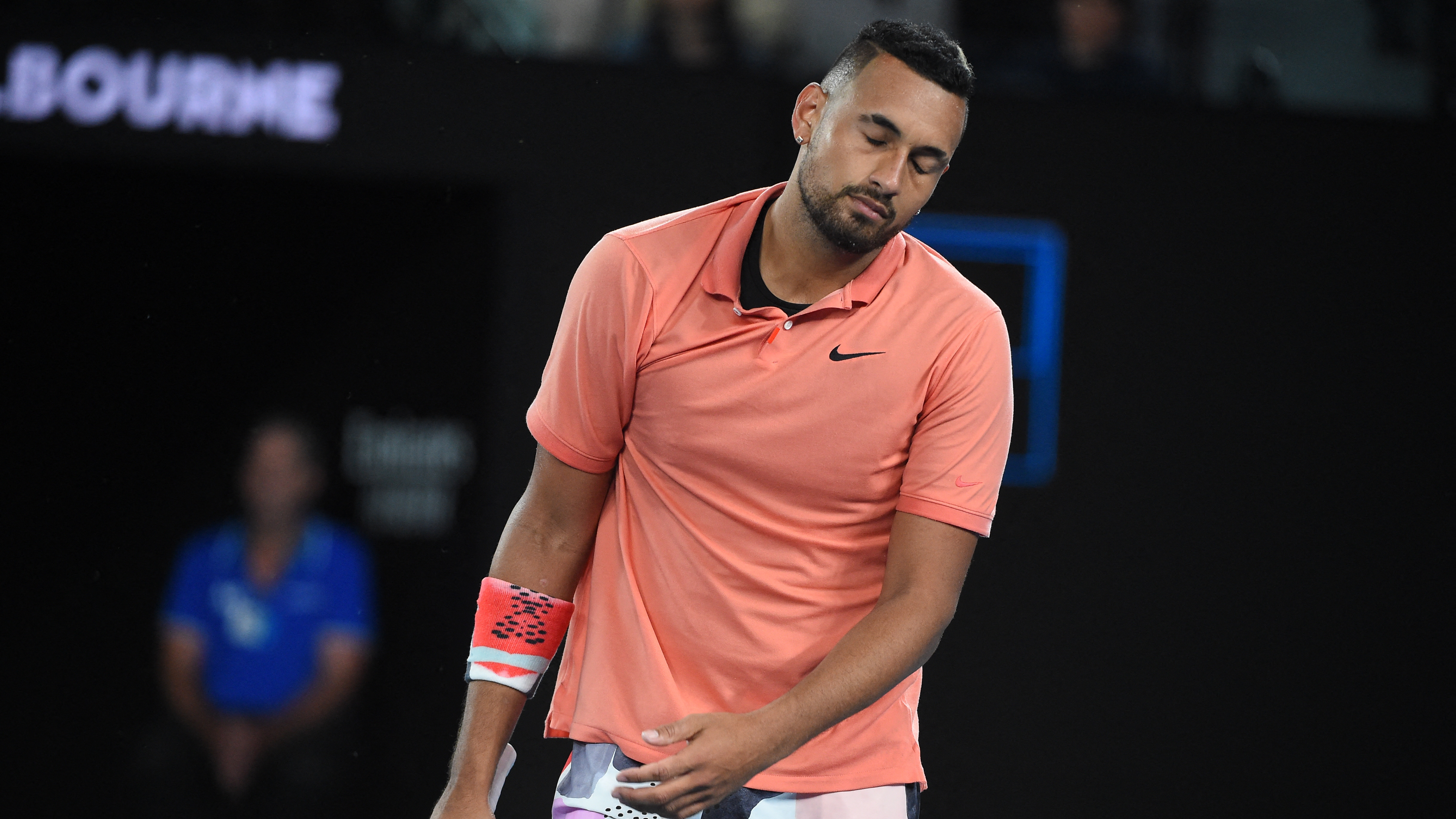 Nick Kyrgios Takes To Twitter To Troll Novak Djokovic Over Us Open Incident Sportbible