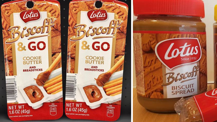 Lotus Has Released Biscoff & Go And It's The Snack You Need