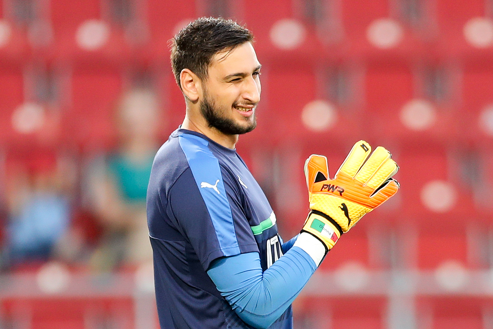 AC Milan keeper Gianluigi Donnarumma backs agent Mino Raiola
