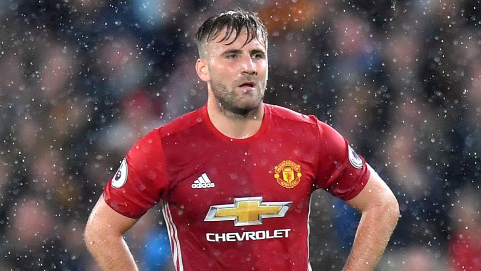 The Incredible Text Luke Shaw Received From Jose Mourinho