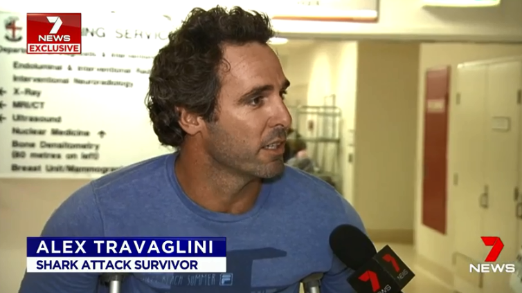 Surfer Reveals Chilling Warning Friend Gave Moments Before Shark Attack