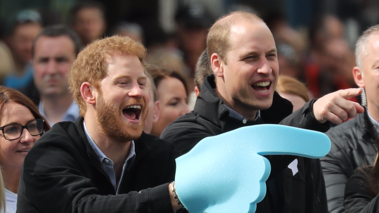 Prince William Reveals Why He's Actually Happy For Brother's Engagement