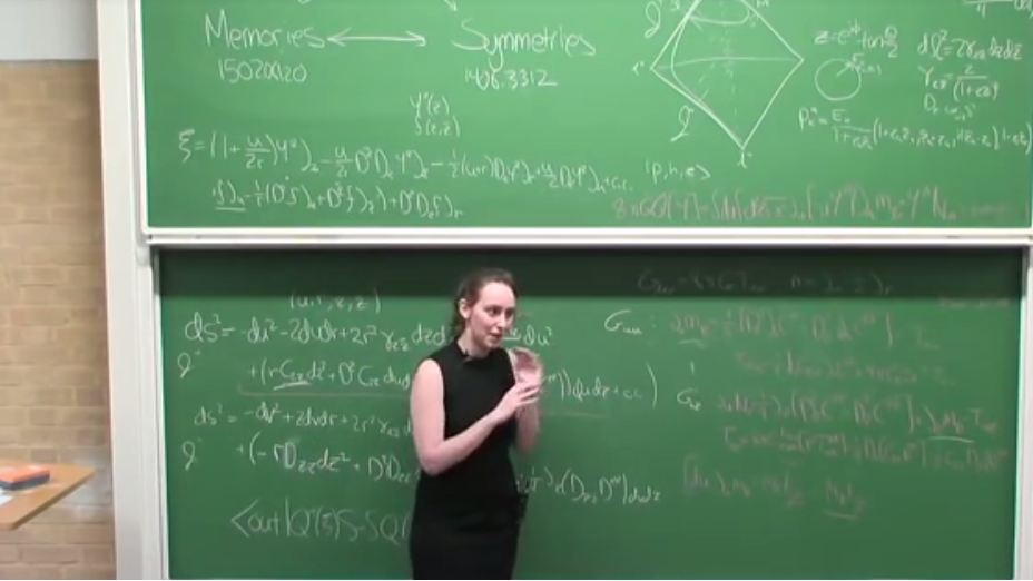 Harvard Believes This Woman Could Be The Next Einstein