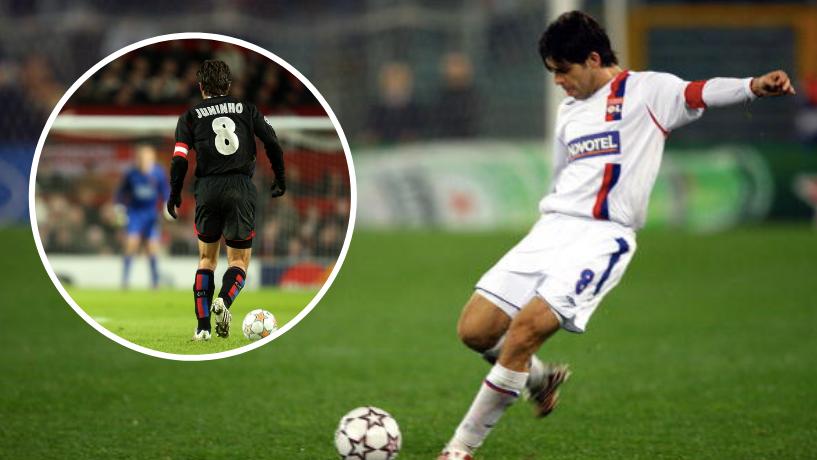 Juninho Pernambucano Is Statistically The Greatest Free Kick Taker Ever Sportbible