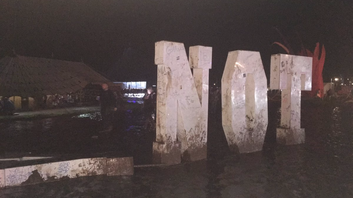 Major UK Music Festival Gets Cancelled Because It Was Too Muddy