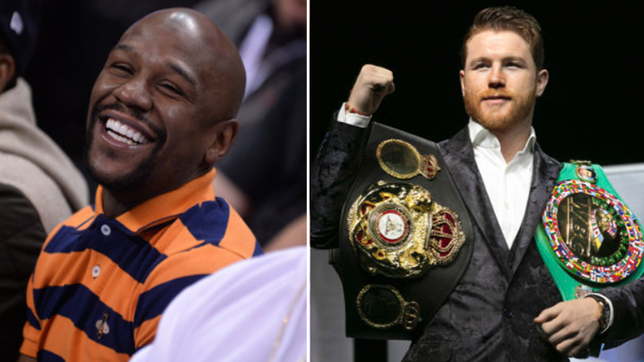 Floyd Mayweather Taunts Canelo On Instagram After The Mexican Signs Biggest Boxing Deal