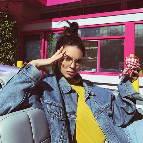 Credit: Instagram / Kendall Jenner