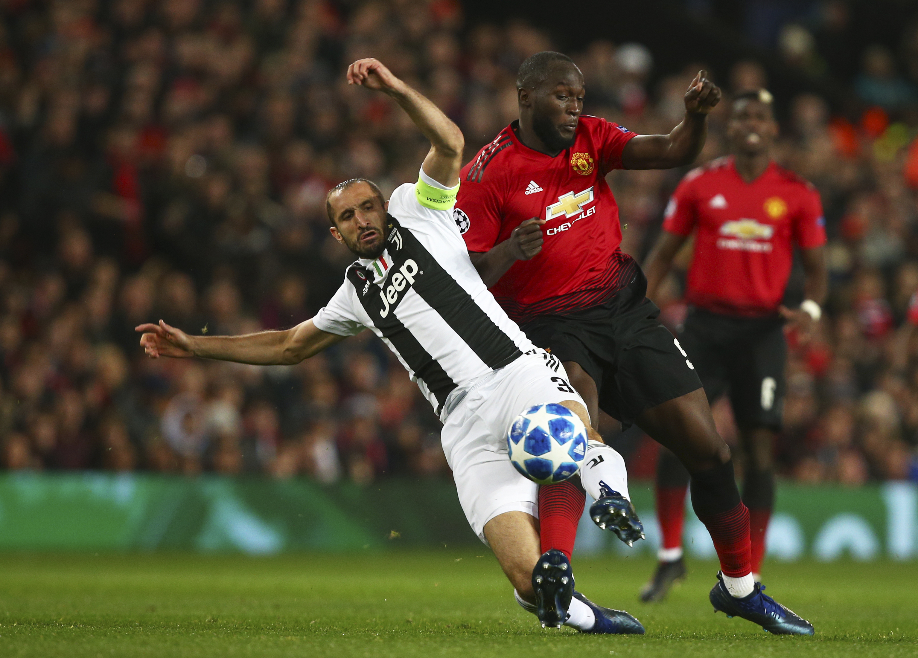 Juventus expose Jose Mourinho's Manchester United in Europe