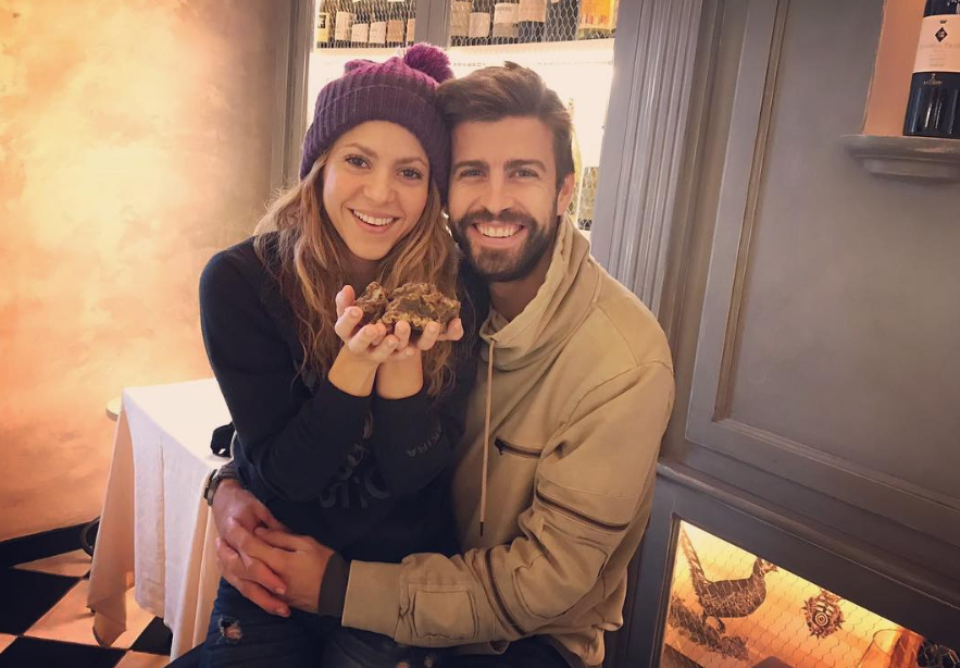 World Cup winner, plays for Barcelona, married to Shakira, earns $21.7 million-a-year, Gerard Pique is the worst. Image: Instagram