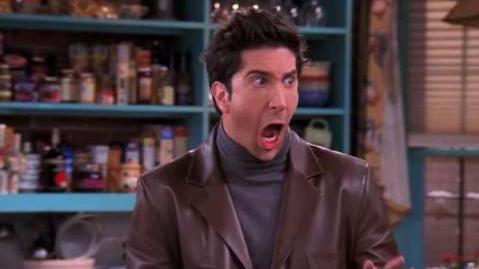 Ross From 'Friends' Predicted Award Winning 'Black Mirror' Episode