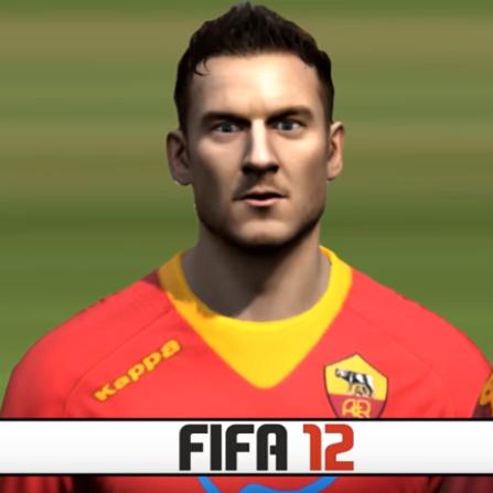 Totti Fifa 12