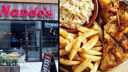 Nando's Is Giving Out Free Food On A Level Results Day