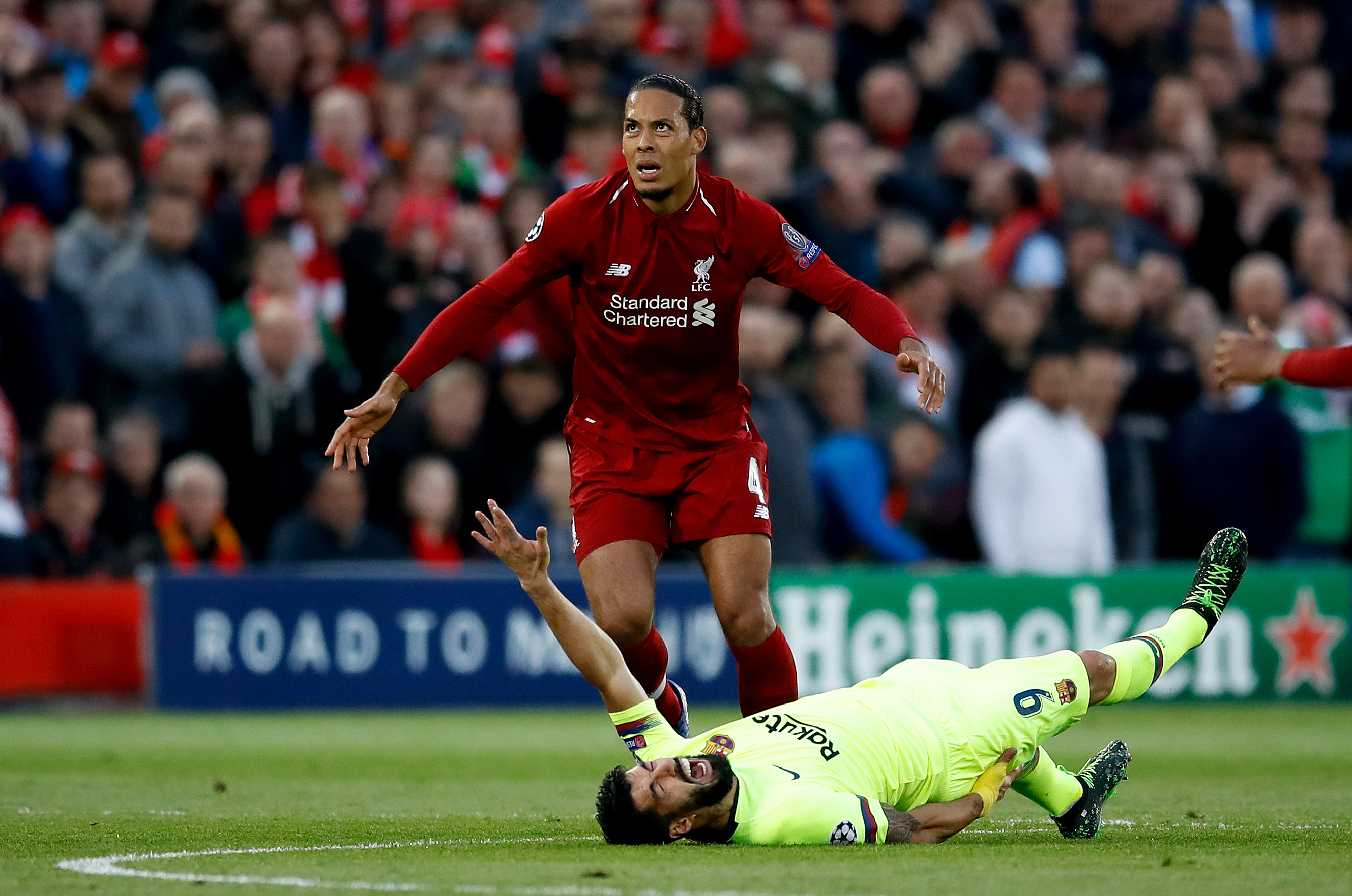 Suarez blasts Barcelona attitude for Liverpool collapse: Worst moment of my LIFE
