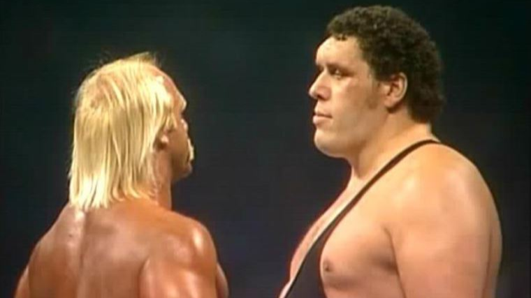 There Is A Second Trailer For HBO's Andre The Giant Documentary