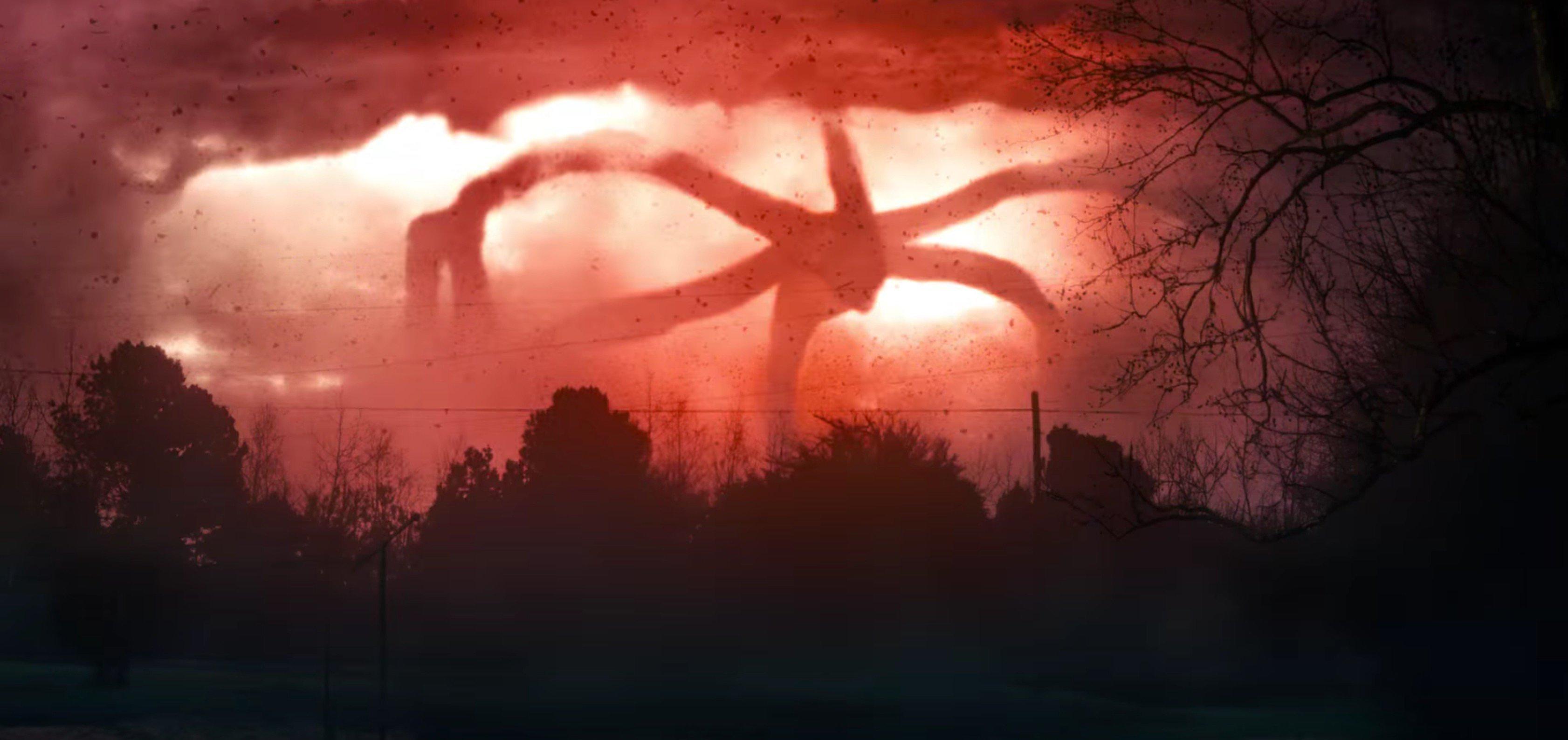 Stranger Things demon