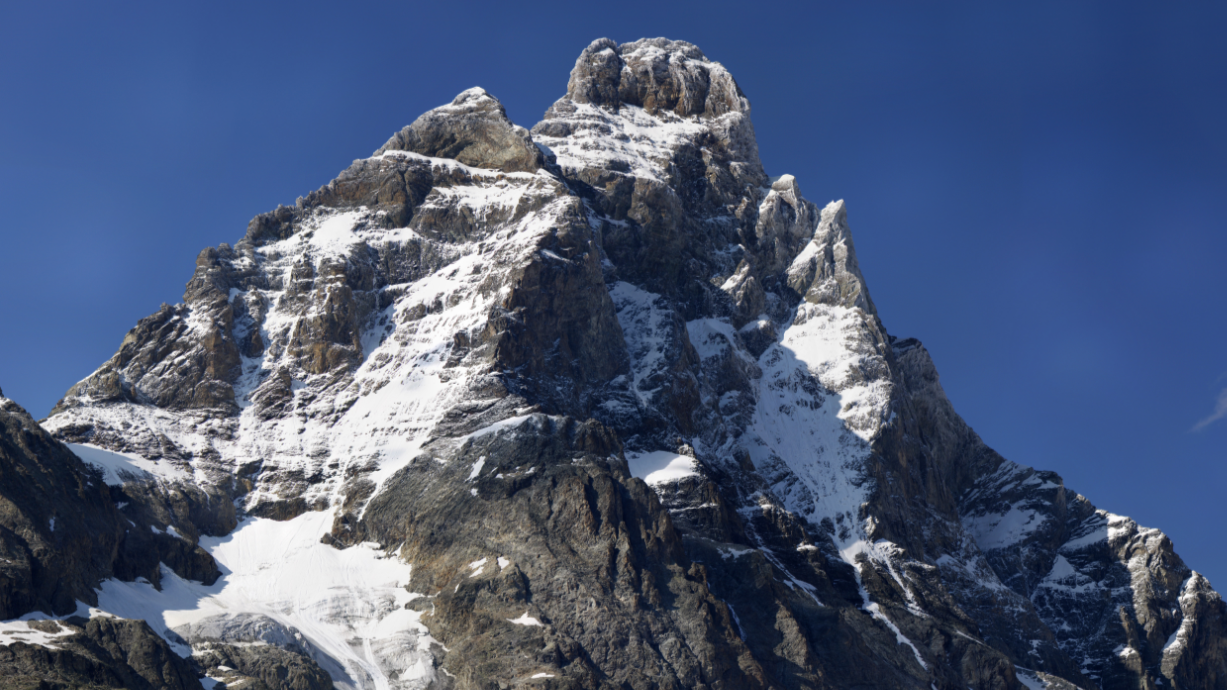 Drunk Tourist Accidentally Climbs A Mountain In The Alps