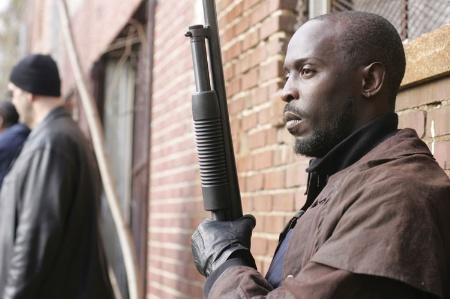 Omar in 'The Wire'. Credit: HBO