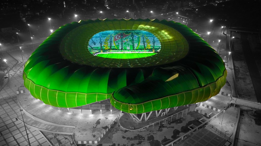 bursaspor s  crocodile arena  stadium is one you ll need football logo designer football logo designer free