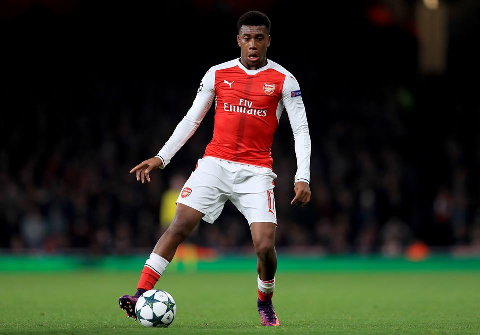 Alexis Sanchez backs Alex Iwobi to make the grade among Arsenal youngsters
