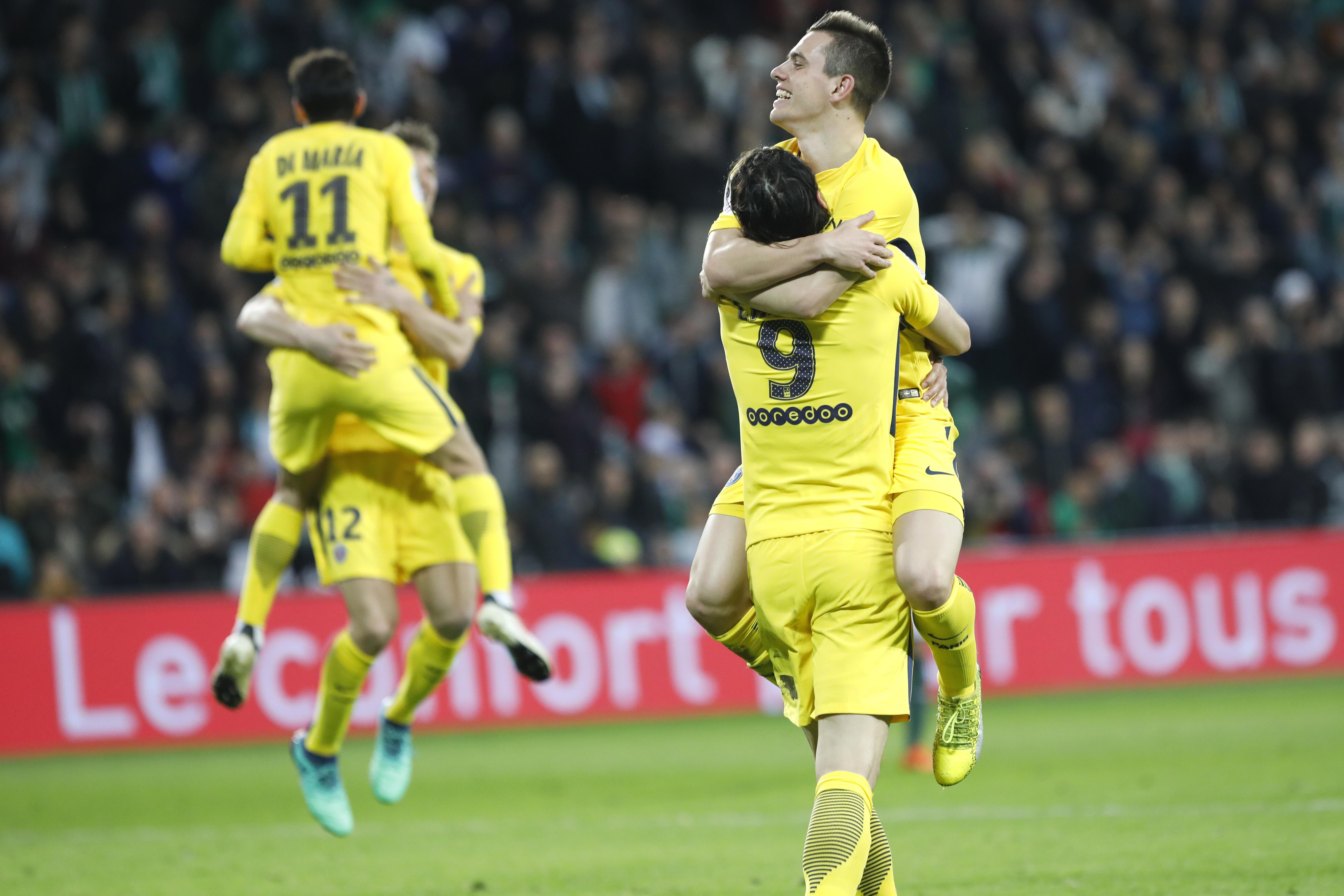 PSG fullback Thomas Meunier keen to hear from 'Everton, Valencia or Dortmund'