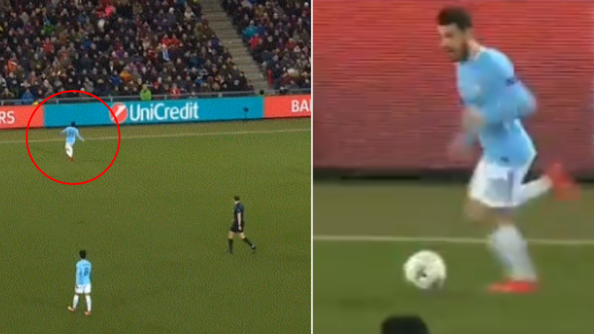 Bernardo 'Bubble Gum' Silva Has The Best First Touch In Football And Here's Proof