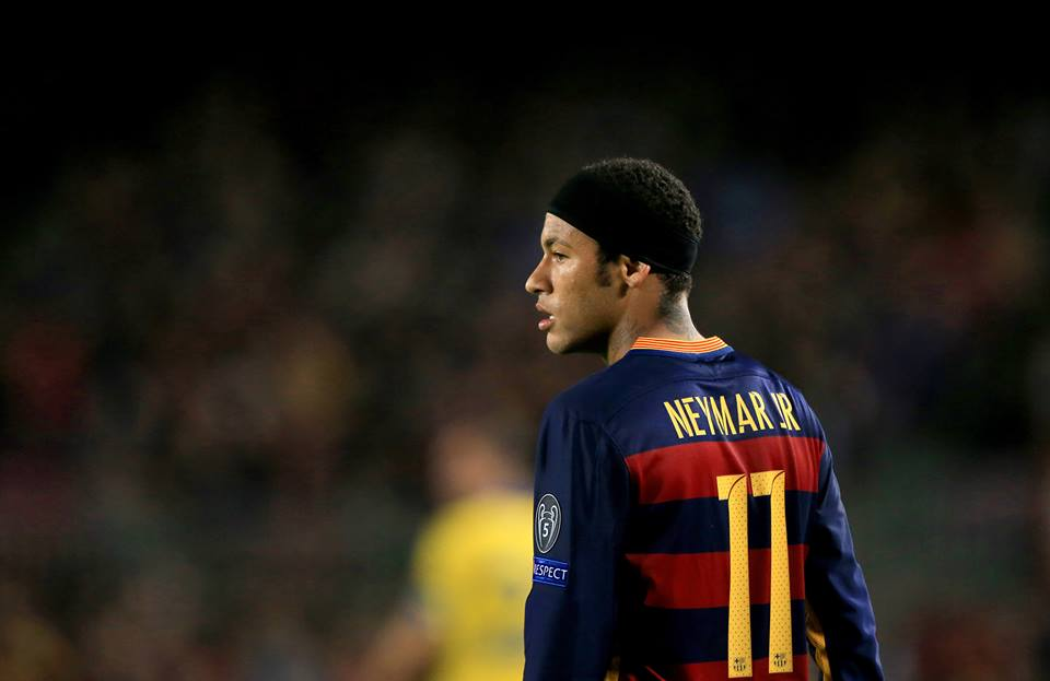 Could there be a Barcelona return for Neymar? Image: PA Images