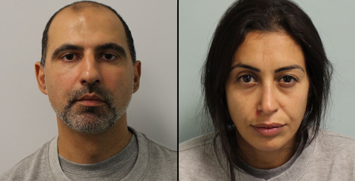 London couple convicted of murdering nanny, burning her body