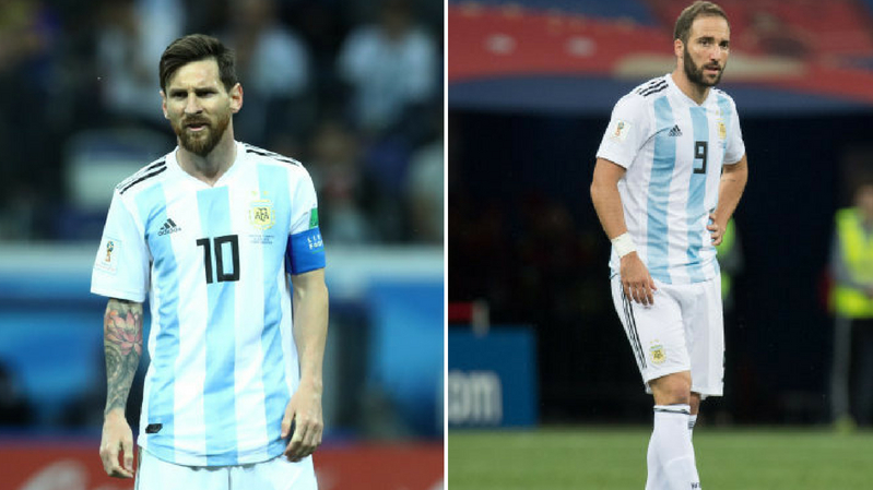 The Seven Argentina Players Set To Retire From International Football
