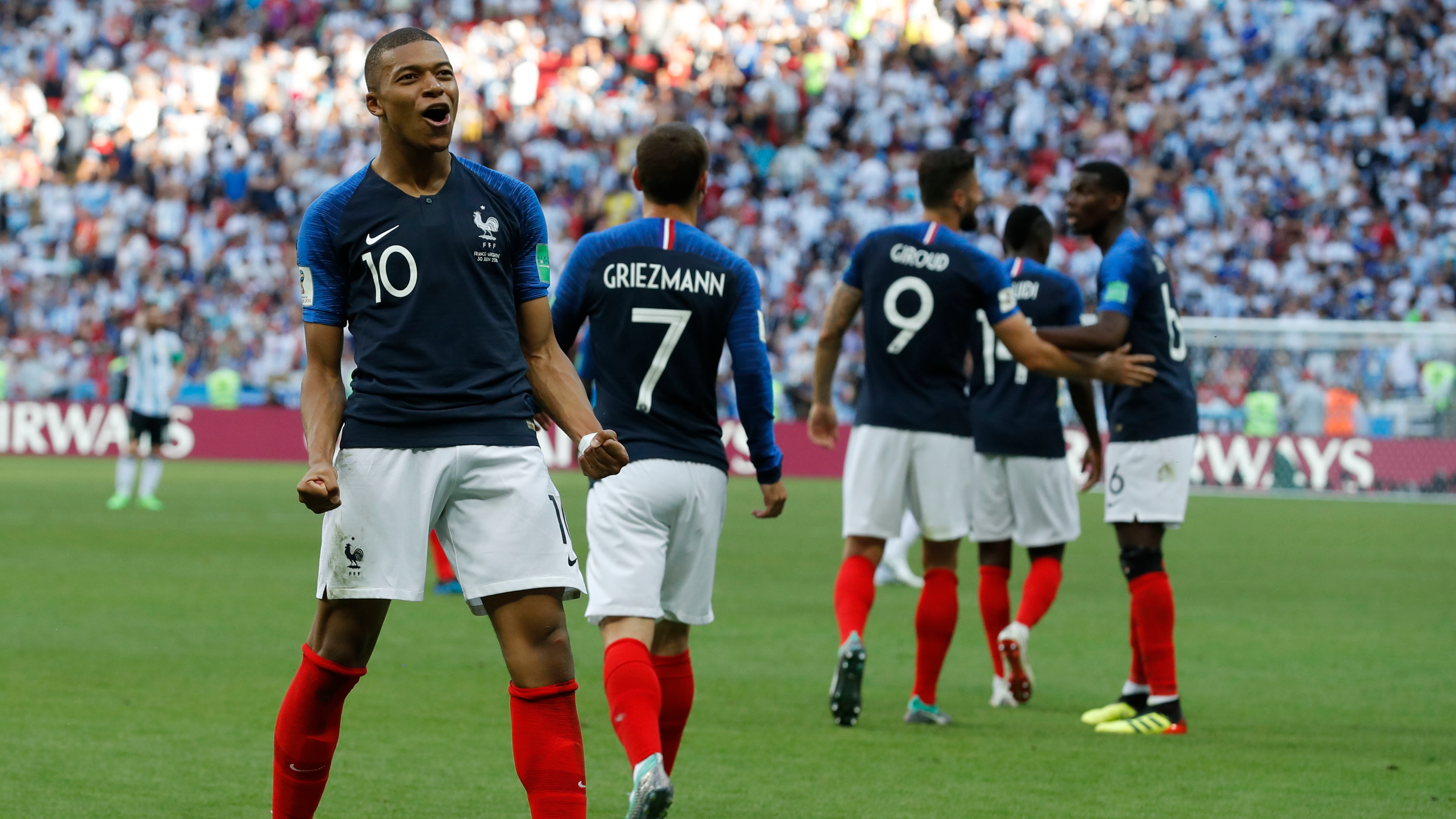 Kylian Mbappe Is Donating His Entire International Match Fees To Charity