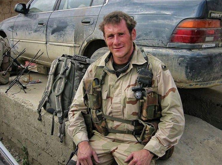 Jason Fox now stars on Channel 4's SAS Who Dares Wins. Credit: Instagram/jason_carl_fox