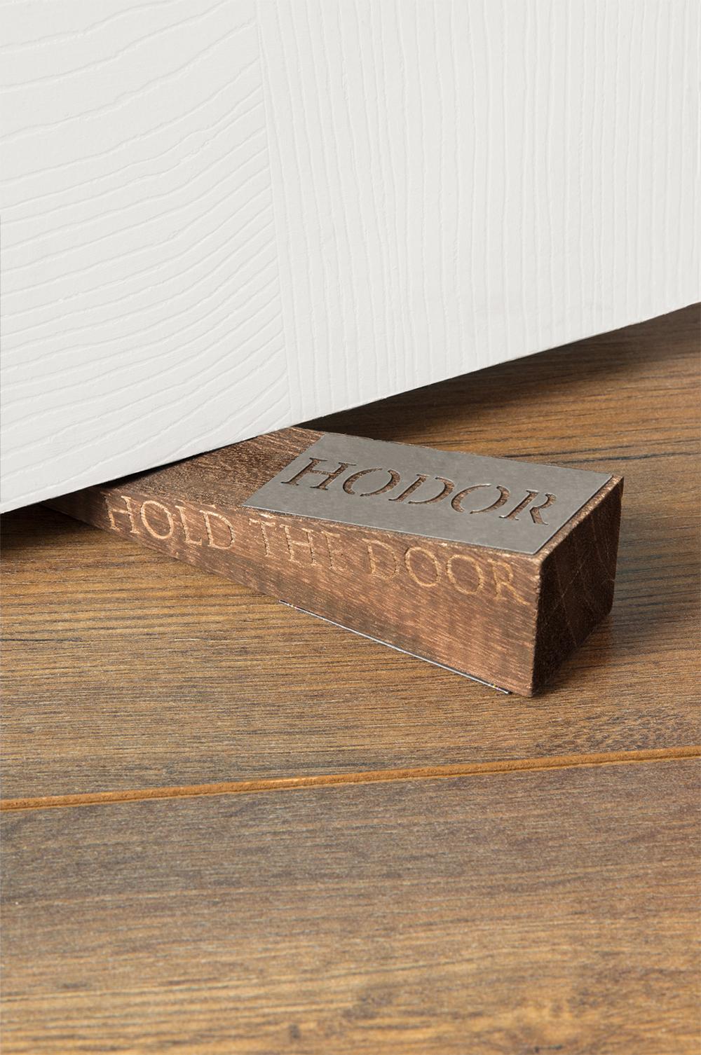 The Hodor doorstop is a snip at £4. Credit: Primark