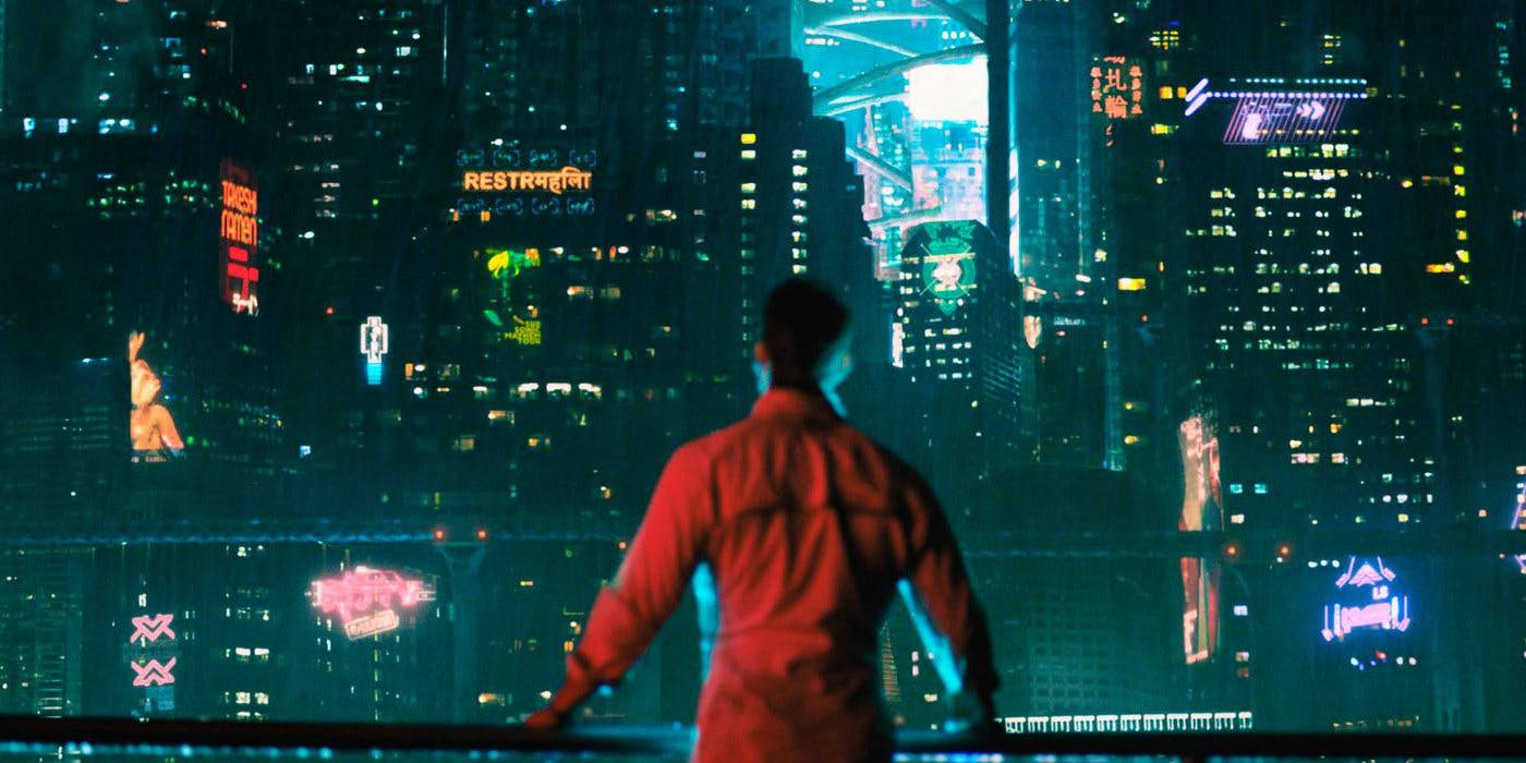 Here Are the Big Influences on Altered Carbon