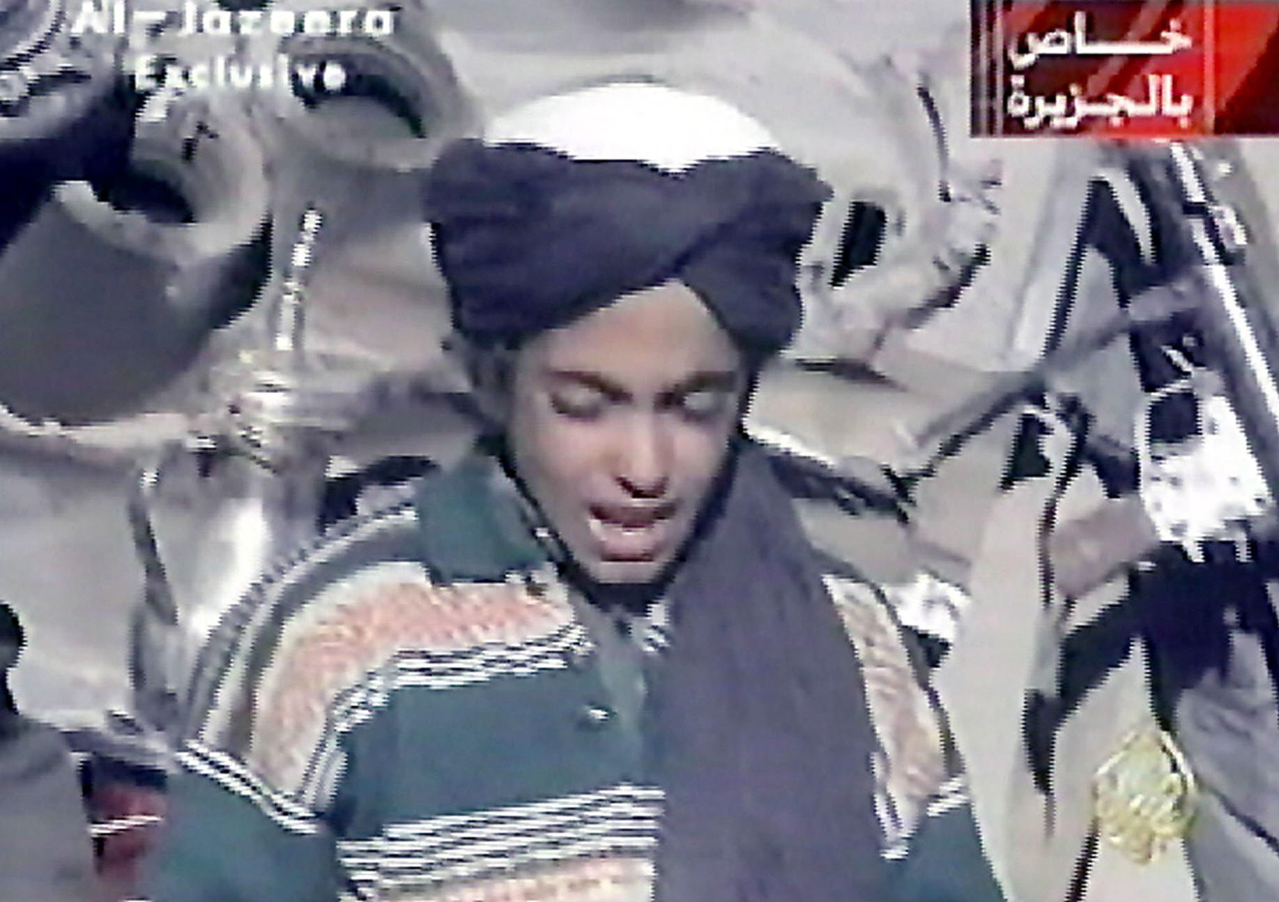 US offers $1m reward for capture of bin Laden son