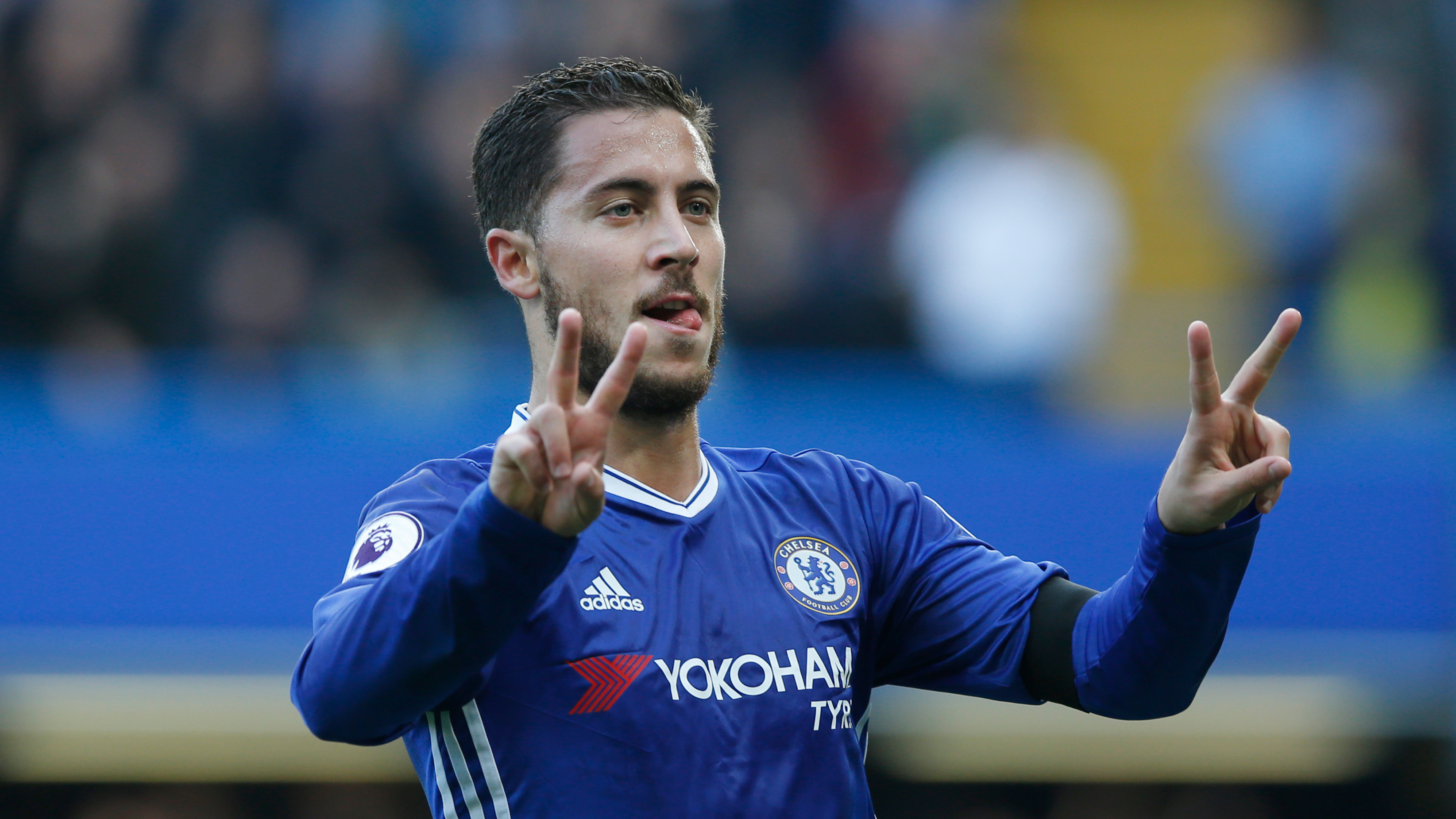 Yes Eden, you are fourth. Image: PA Images