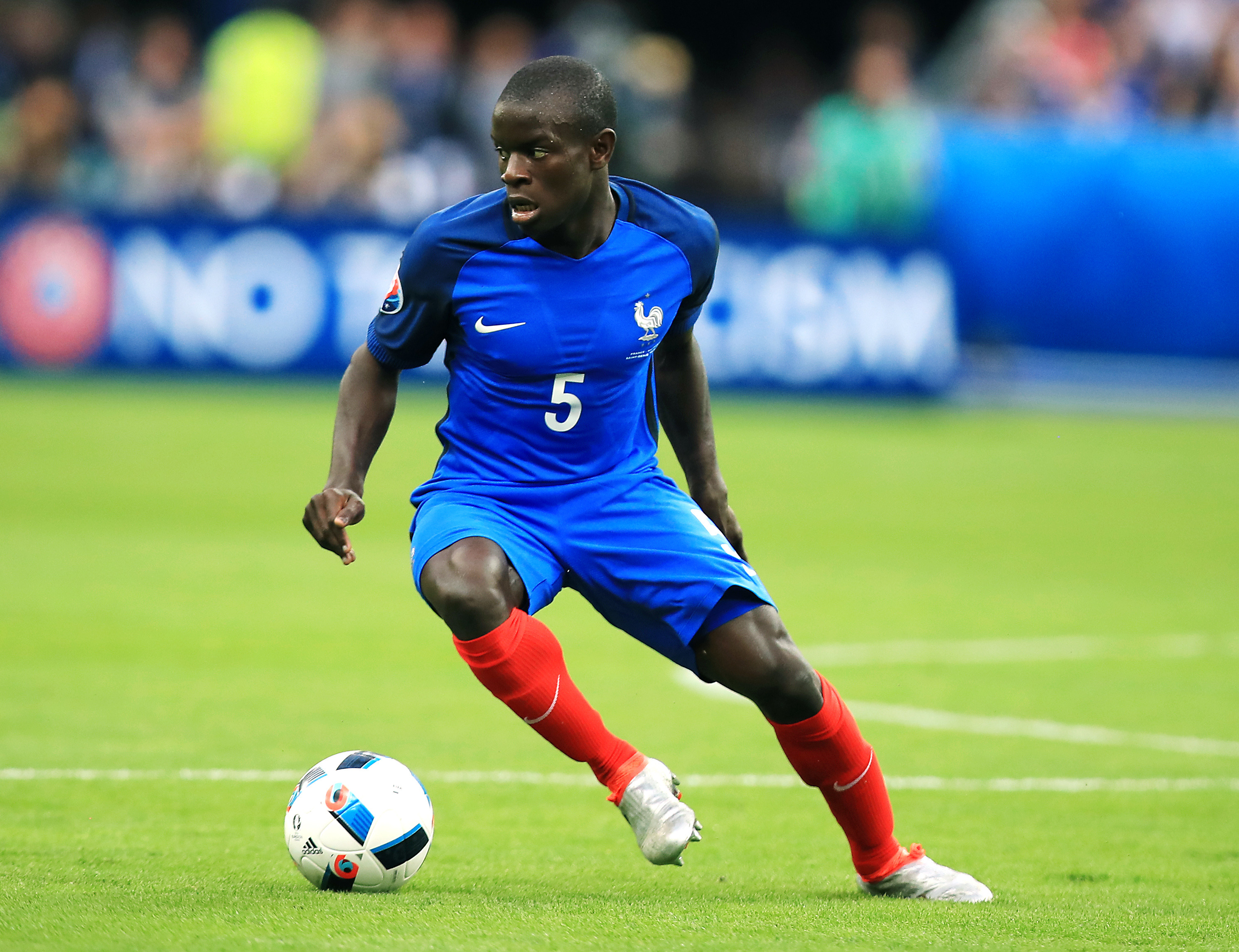 N Golo Kante Explains Why He Rejected Manchester United To Join