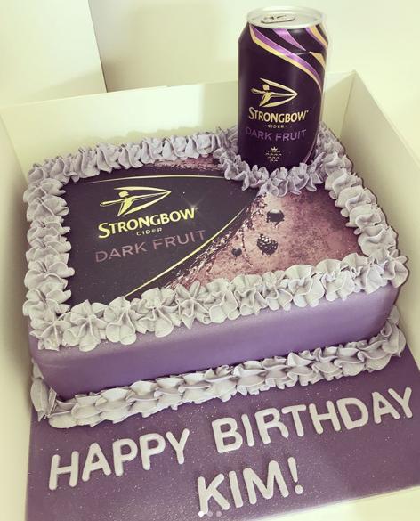 Lad Bible Birthday Cake