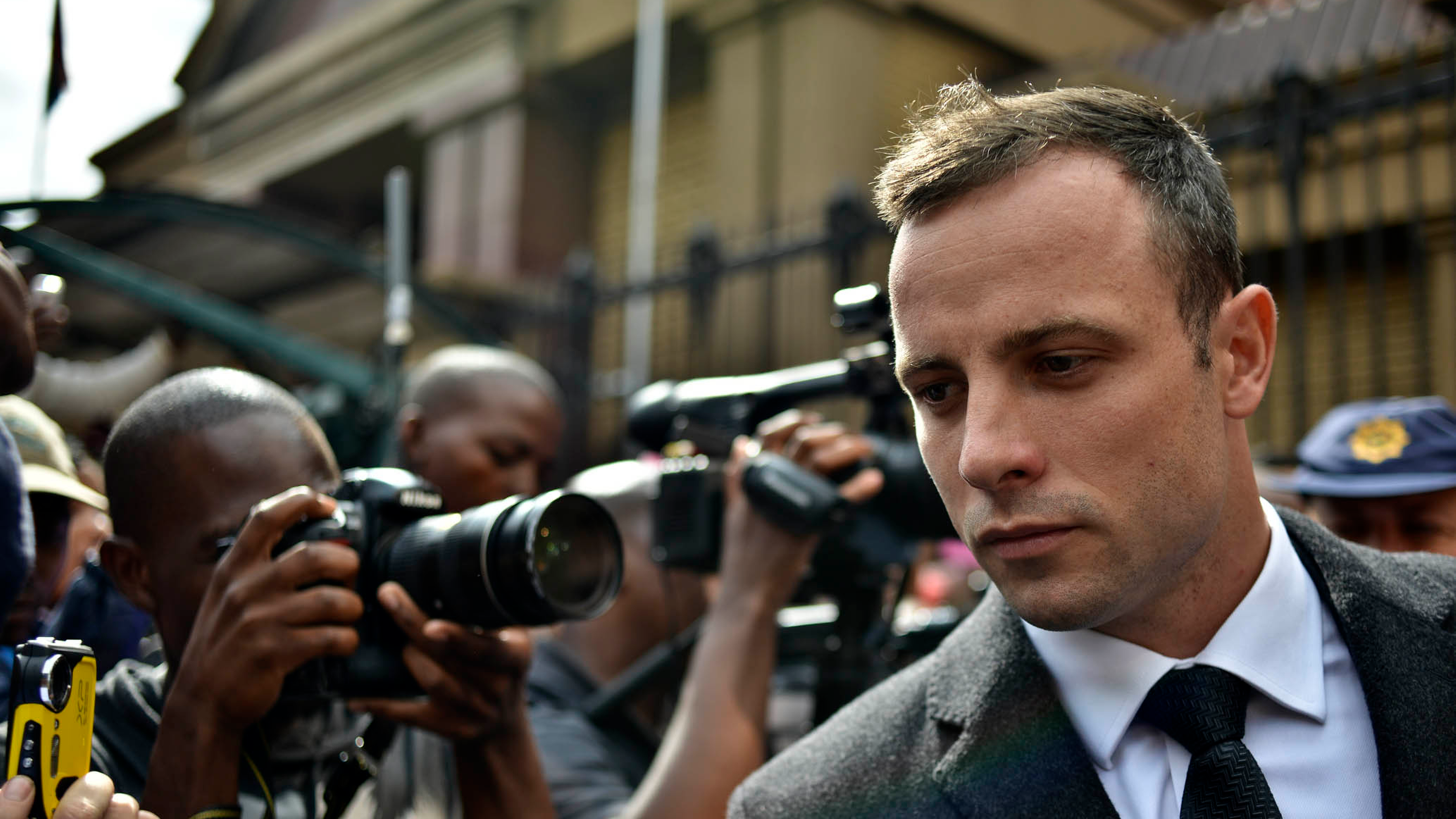 Oscar Pistorius Has Been Injured In A Prison Brawl After Arguing With Another Inmate