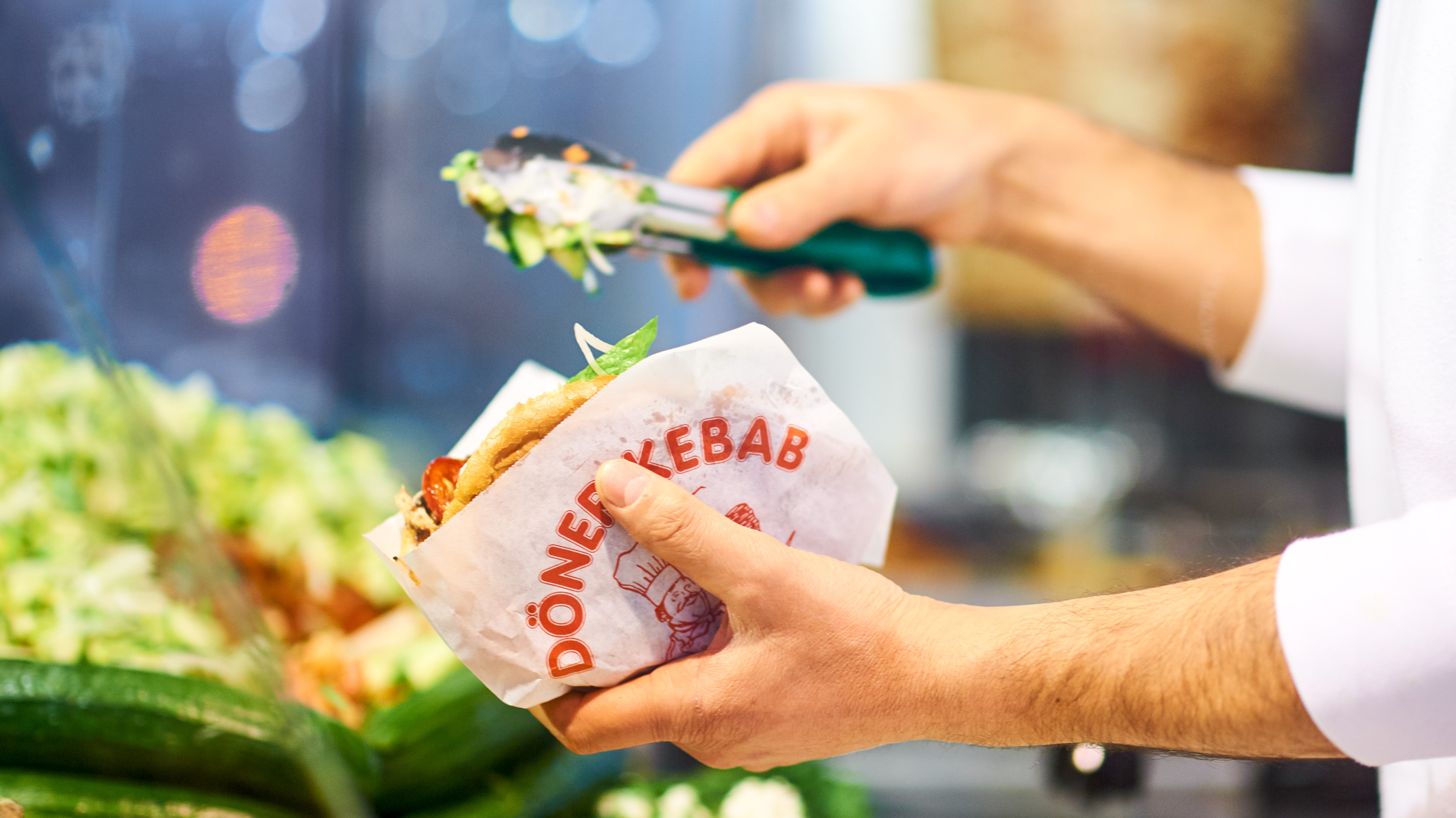 Uber Eats Is Giving Away Free Kebabs This Valentine's Day