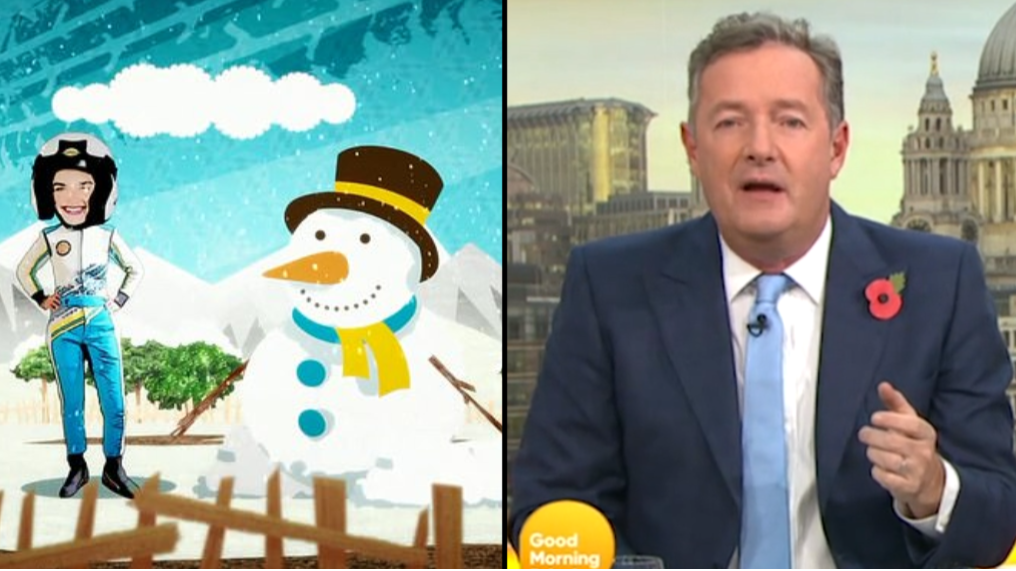 Angry Viewers Slam BBC For Use Of 'Snowperson' Over 'Snowman'