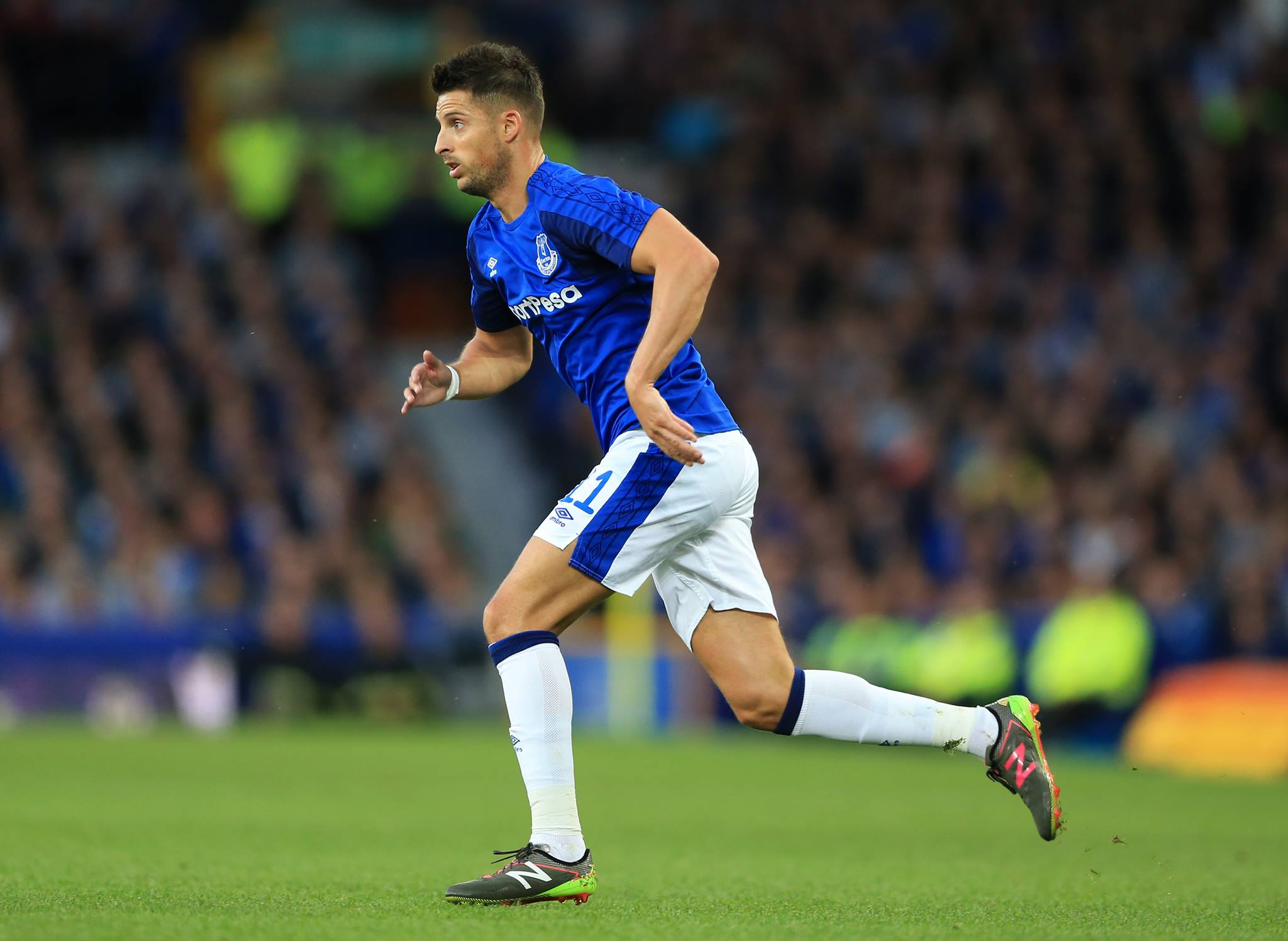 Kevin Mirallas: 'I wanted Olympiacos return'