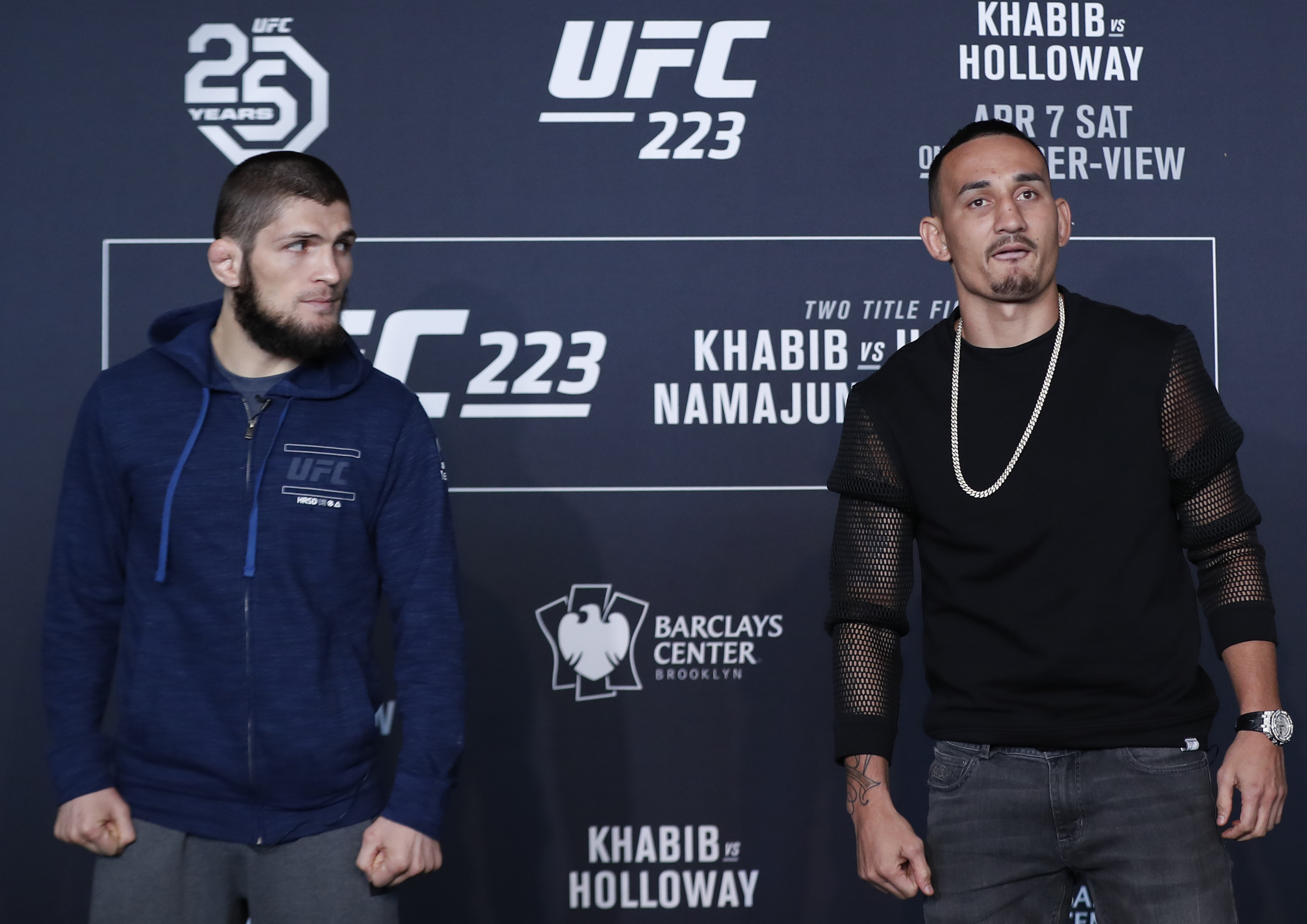 Khabib Explains Why He Didn't Leave Bus During McGregor Attack