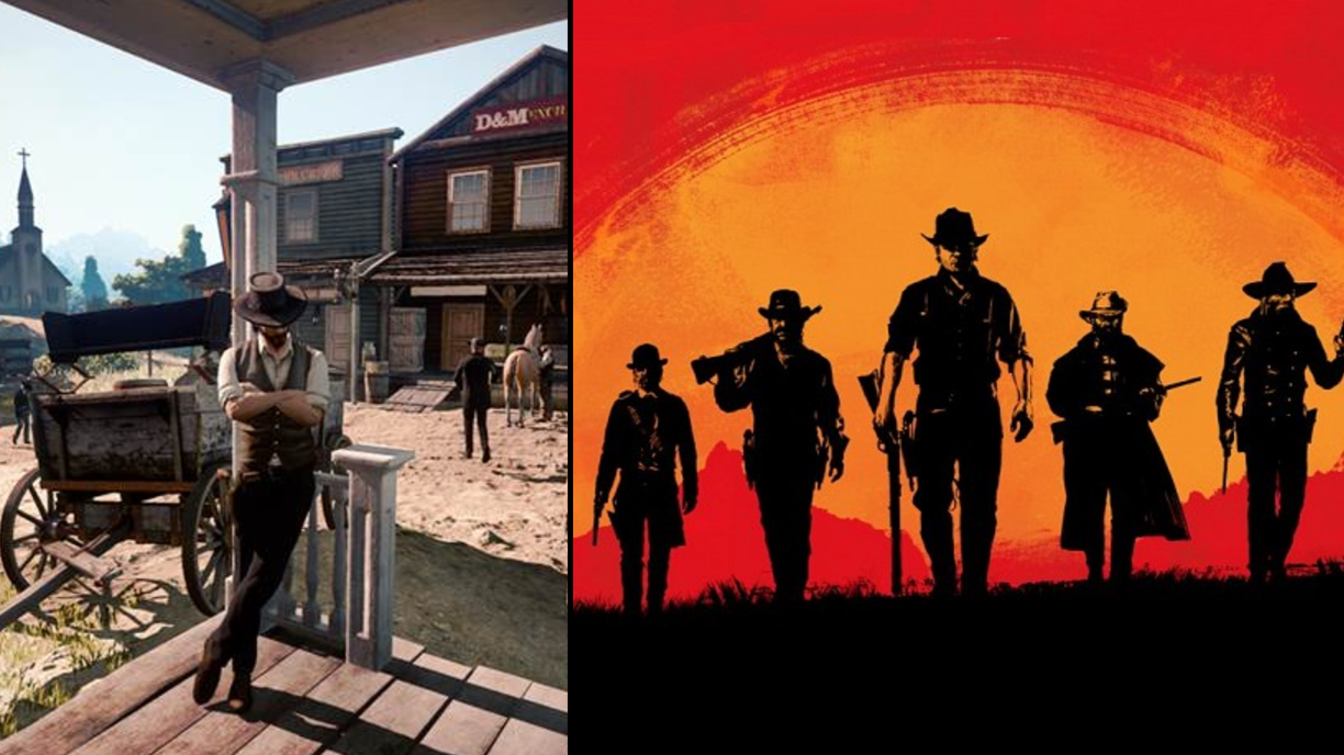 'Red Dead Redemption 2' Announcement Coming Next Week
