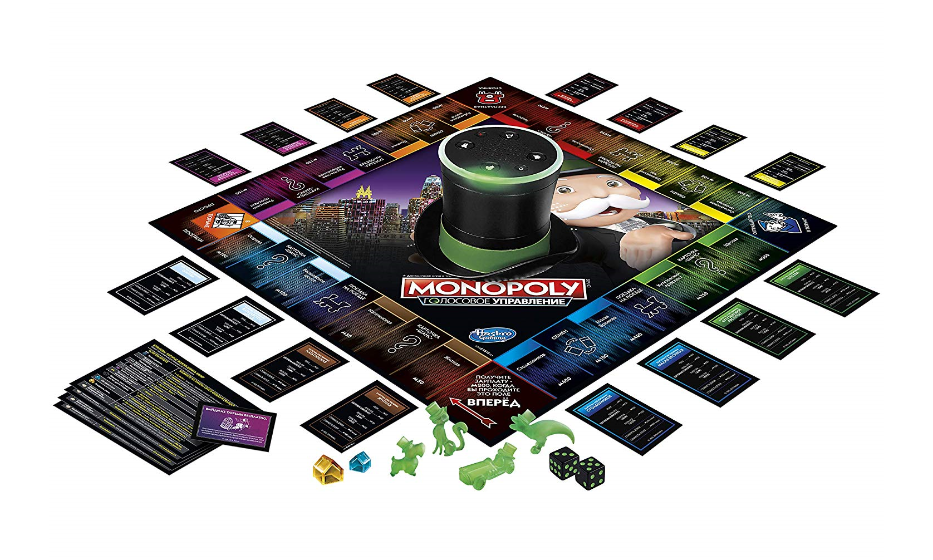 Voice-activated Monopoly tells players: 'You're bankrupt', 'Go to jail'