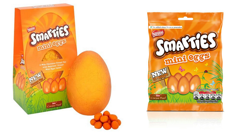 Tesco Selling Chocolate Eggs For 75p The New Orange