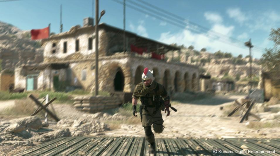 Metal Gear movie director backs Oscar Isaac's bid to play Snake