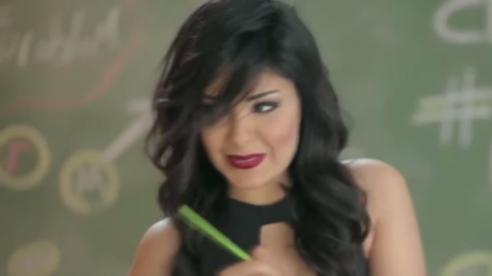 Controversial Music Video Lands Egyptian Singer In Jail For A Week