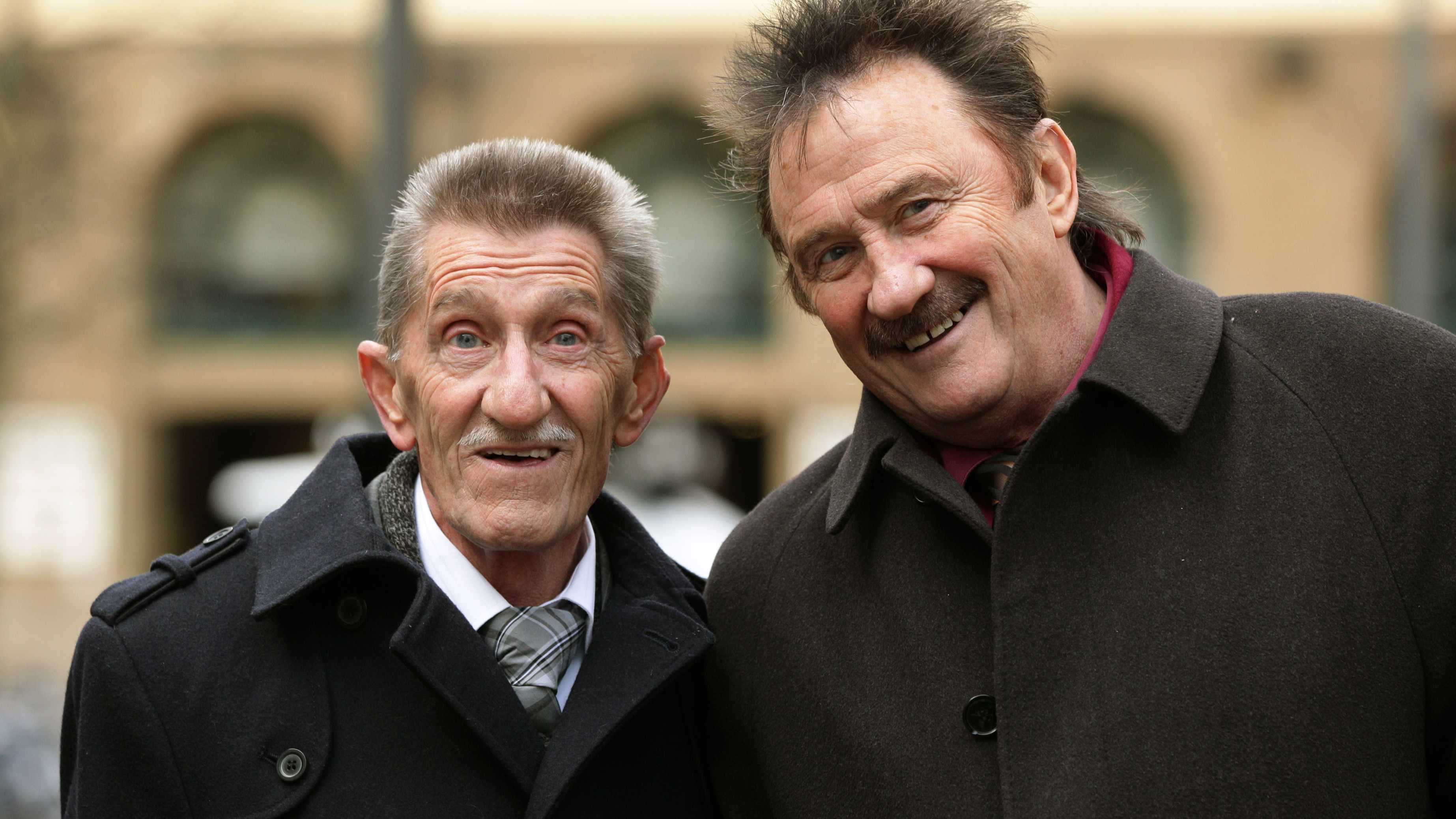 The Chuckle Brothers Are Set To 'Make Return To TV'