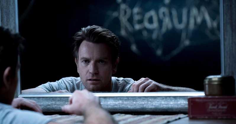 Ewan McGregor in Doctor Sleep. Credit: Warner Bros.