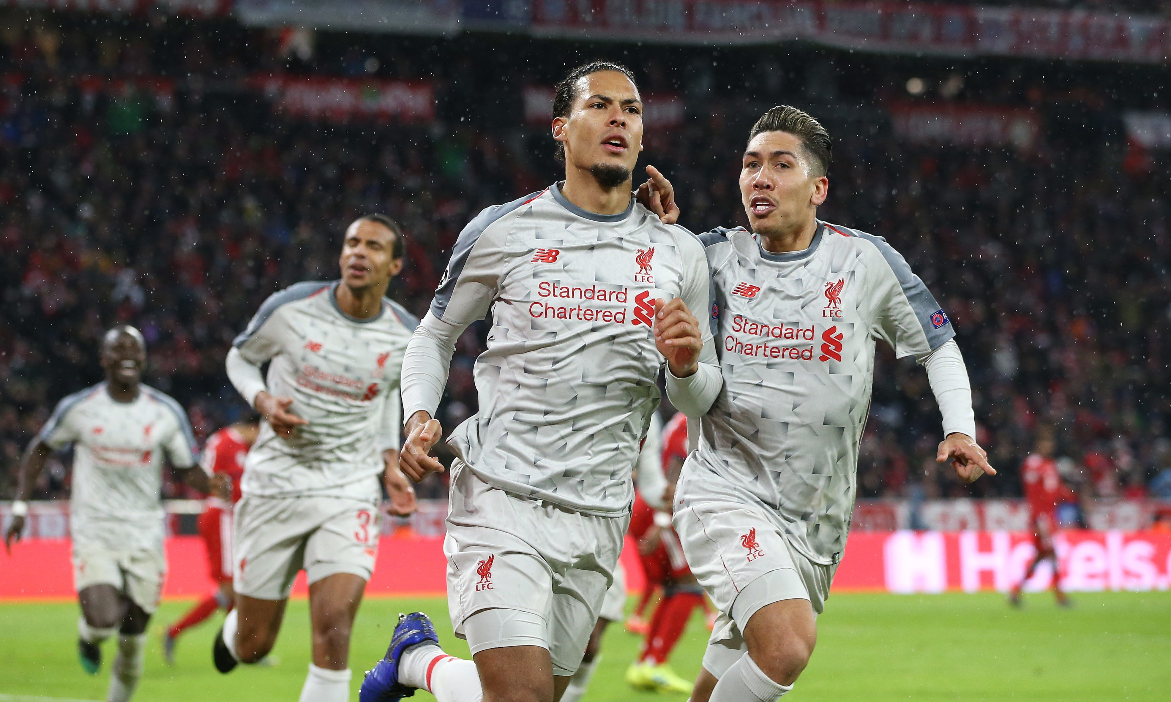 Bayern Munich's decline laid bare by Liverpool