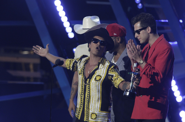 Bruno Mars and Mark Ronson Get Sued for 'Uptown Funk'